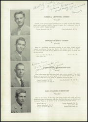 Page 16, 1951 Edition, Charles Town High School - Rambler Yearbook (Charles Town, WV) online yearbook collection