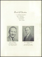 Page 11, 1953 Edition, Charles Town High School - Rambler Yearbook (Charles Town, WV) online yearbook collection