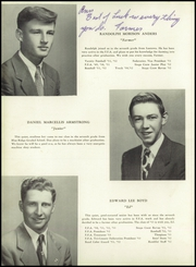 Page 16, 1953 Edition, Charles Town High School - Rambler Yearbook (Charles Town, WV) online yearbook collection
