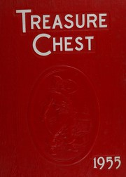 1955 Edition, Peterstown High School - Treasure Chest Yearbook (Peterstown, WV)