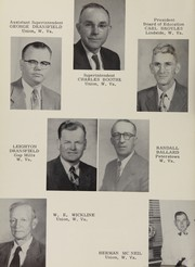 Page 10, 1956 Edition, Peterstown High School - Treasure Chest Yearbook (Peterstown, WV) online yearbook collection