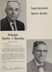 Page 11, 1956 Edition, Peterstown High School - Treasure Chest Yearbook (Peterstown, WV) online yearbook collection