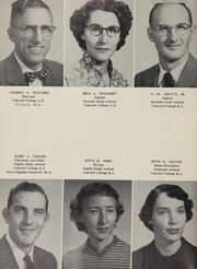 Page 12, 1956 Edition, Peterstown High School - Treasure Chest Yearbook (Peterstown, WV) online yearbook collection