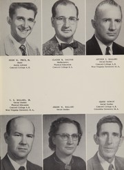 Page 13, 1956 Edition, Peterstown High School - Treasure Chest Yearbook (Peterstown, WV) online yearbook collection
