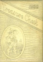 1958 Edition, Peterstown High School - Treasure Chest Yearbook (Peterstown, WV)