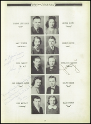 Page 17, 1940 Edition, Shinnston High School - Spartan Yearbook (Shinnston, WV) online yearbook collection