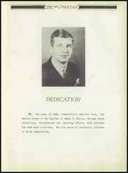 Page 9, 1940 Edition, Shinnston High School - Spartan Yearbook (Shinnston, WV) online yearbook collection