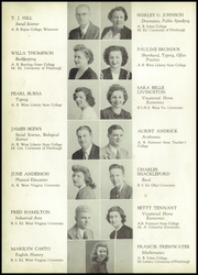 Page 10, 1948 Edition, Follansbee High School - Forge Yearbook (Follansbee, WV) online yearbook collection