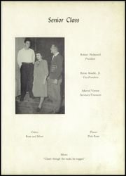 Page 13, 1948 Edition, Follansbee High School - Forge Yearbook (Follansbee, WV) online yearbook collection
