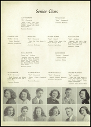 Page 16, 1948 Edition, Follansbee High School - Forge Yearbook (Follansbee, WV) online yearbook collection