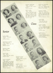 Page 17, 1948 Edition, Follansbee High School - Forge Yearbook (Follansbee, WV) online yearbook collection