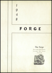 Page 5, 1948 Edition, Follansbee High School - Forge Yearbook (Follansbee, WV) online yearbook collection