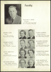 Page 8, 1948 Edition, Follansbee High School - Forge Yearbook (Follansbee, WV) online yearbook collection