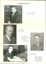 Page 10, 1952 Edition, Follansbee High School - Forge Yearbook (Follansbee, WV) online yearbook collection