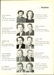 Page 11, 1952 Edition, Follansbee High School - Forge Yearbook (Follansbee, WV) online yearbook collection