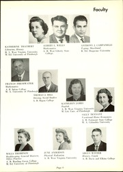 Page 13, 1952 Edition, Follansbee High School - Forge Yearbook (Follansbee, WV) online yearbook collection