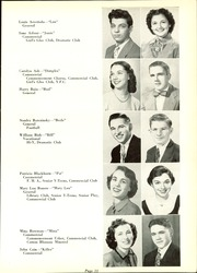 Page 17, 1952 Edition, Follansbee High School - Forge Yearbook (Follansbee, WV) online yearbook collection