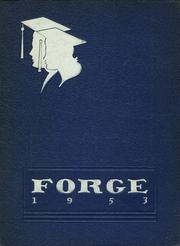Follansbee High School - Forge Yearbook (Follansbee, WV) online yearbook collection, 1953 Edition, Page 1