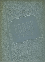 Follansbee High School - Forge Yearbook (Follansbee, WV) online yearbook collection, 1954 Edition, Page 1