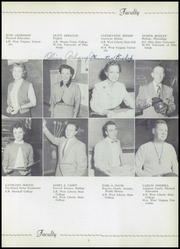 Page 11, 1956 Edition, Follansbee High School - Forge Yearbook (Follansbee, WV) online yearbook collection