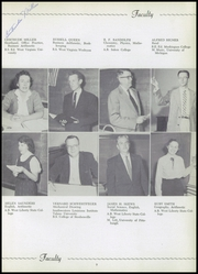 Page 13, 1956 Edition, Follansbee High School - Forge Yearbook (Follansbee, WV) online yearbook collection