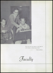 Page 9, 1956 Edition, Follansbee High School - Forge Yearbook (Follansbee, WV) online yearbook collection