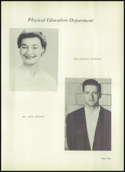 Page 13, 1952 Edition, St Joseph High School - Gold and Blue Yearbook (Huntington, WV) online yearbook collection