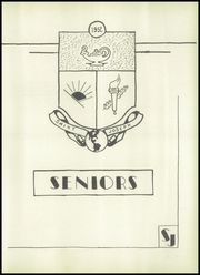 Page 15, 1952 Edition, St Joseph High School - Gold and Blue Yearbook (Huntington, WV) online yearbook collection