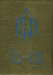 1958 Edition, St Joseph High School - Gold and Blue Yearbook (Huntington, WV)