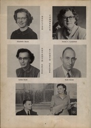 Page 10, 1953 Edition, Walton High School - Waltonian Yearbook (Walton, WV) online yearbook collection