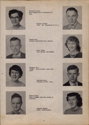 Page 13, 1953 Edition, Walton High School - Waltonian Yearbook (Walton, WV) online yearbook collection