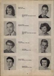 Page 14, 1953 Edition, Walton High School - Waltonian Yearbook (Walton, WV) online yearbook collection