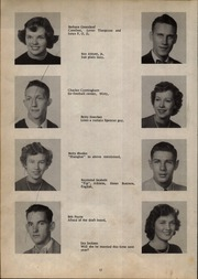 Page 16, 1953 Edition, Walton High School - Waltonian Yearbook (Walton, WV) online yearbook collection