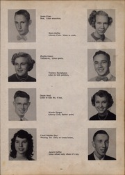 Page 17, 1953 Edition, Walton High School - Waltonian Yearbook (Walton, WV) online yearbook collection