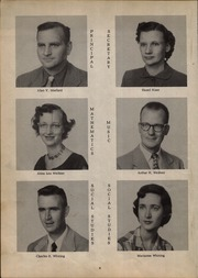 Page 8, 1953 Edition, Walton High School - Waltonian Yearbook (Walton, WV) online yearbook collection