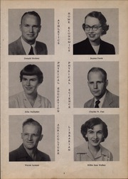 Page 9, 1953 Edition, Walton High School - Waltonian Yearbook (Walton, WV) online yearbook collection