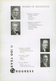 Page 10, 1936 Edition, Warwood High School - Warrior Yearbook (Wheeling, WV) online yearbook collection