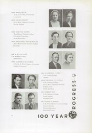 Page 13, 1936 Edition, Warwood High School - Warrior Yearbook (Wheeling, WV) online yearbook collection