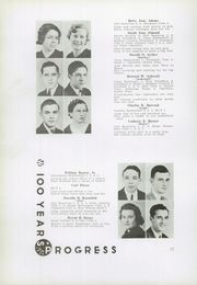 Page 16, 1936 Edition, Warwood High School - Warrior Yearbook (Wheeling, WV) online yearbook collection
