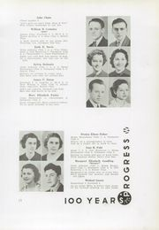 Page 17, 1936 Edition, Warwood High School - Warrior Yearbook (Wheeling, WV) online yearbook collection
