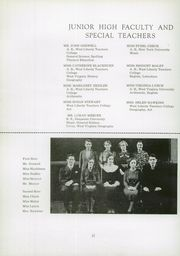Page 14, 1937 Edition, Warwood High School - Warrior Yearbook (Wheeling, WV) online yearbook collection
