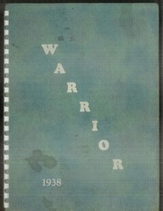 Page 1, 1938 Edition, Warwood High School - Warrior Yearbook (Wheeling, WV) online yearbook collection