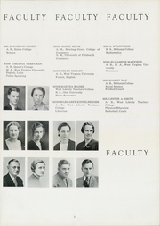 Page 13, 1938 Edition, Warwood High School - Warrior Yearbook (Wheeling, WV) online yearbook collection