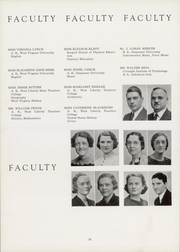 Page 14, 1938 Edition, Warwood High School - Warrior Yearbook (Wheeling, WV) online yearbook collection