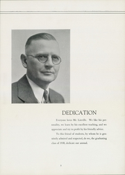 Page 7, 1938 Edition, Warwood High School - Warrior Yearbook (Wheeling, WV) online yearbook collection