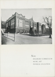 Page 9, 1938 Edition, Warwood High School - Warrior Yearbook (Wheeling, WV) online yearbook collection