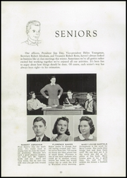 Page 12, 1941 Edition, Warwood High School - Warrior Yearbook (Wheeling, WV) online yearbook collection