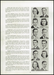 Page 14, 1941 Edition, Warwood High School - Warrior Yearbook (Wheeling, WV) online yearbook collection