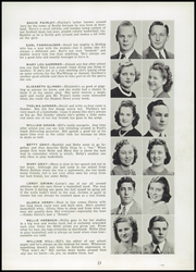 Page 15, 1941 Edition, Warwood High School - Warrior Yearbook (Wheeling, WV) online yearbook collection