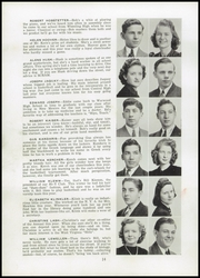 Page 16, 1941 Edition, Warwood High School - Warrior Yearbook (Wheeling, WV) online yearbook collection